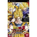 PSP Dragon Ball Z : Shin Budokai 2