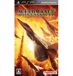 PSP Ace Combat X2 : Joint Assault