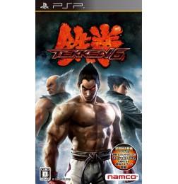 PSP Tekken 6
