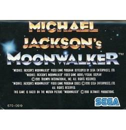 MD Michael Jackson's Moonwalker