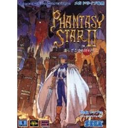 MD Phantasy Star II
