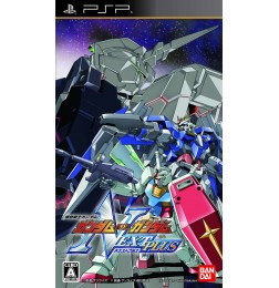 PSP Gundam vs Gundam Next Plus