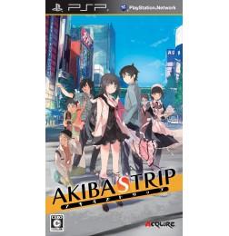 PSP Akiba's Trip