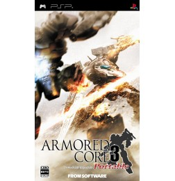 PSP Armored Core 3 Portable