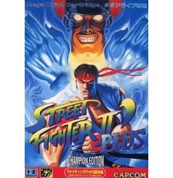 MD Street Fighter II' Champion Edition