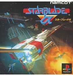 PS1 Starblade Alpha