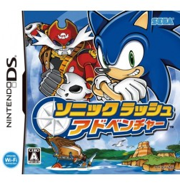 NDS Sonic Rush Adventure
