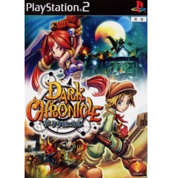 PS2 Dark Chronicle