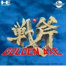 PCE CD Golden Axe