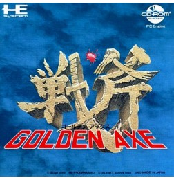 PCE CD Golden Axe