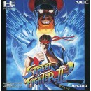 PCE HU Street Fighter II'