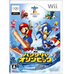 Wii Mario & Sonic At Vancouver Olympics