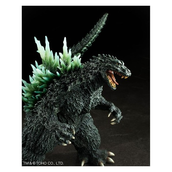 Godzilla 2000 Glow Light Color Ver Big In Japan