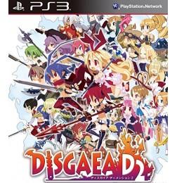 PS3 Disgaea D2