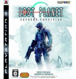 PS3 Lost Planet Extreme Condition