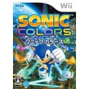 Wii Sonic Colors