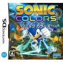 NDS Sonic Colors