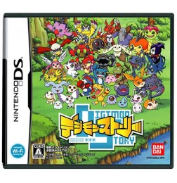 NDS Digimon Story