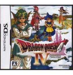 NDS Dragon Quest IV Michibikareshi Monotachi