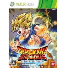 XB360 Dragon Ball : Ultimate Blast