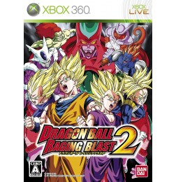 XB360 Dragon Ball : Raging Blast