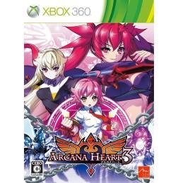 XB360 Arcana Heart 3