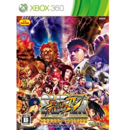 XB360 Super Street Fighter IV : Arcade Edition