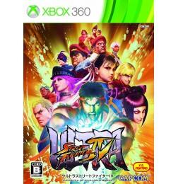 XB360 Ultra Street Fighter IV