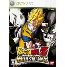 XB360 Dragon Ball Z : Burst Limit