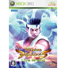XB360 Virtua Fighter 5 Live Arena
