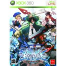 XB360 Blazblue Continuum Shift