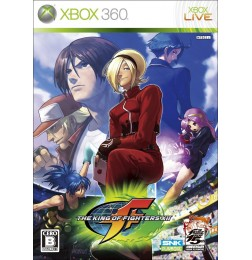 XB360 The King of Fighters XII