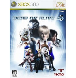 XB360 Dead or Alive 4