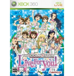 XB360 The Idolm@ster Live For You!