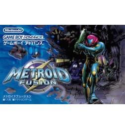 GBA Metroid Fusion