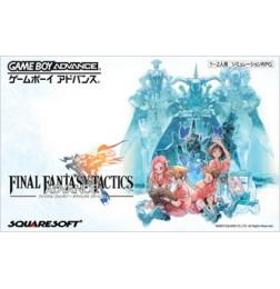 GBA Final Fantasy Tactics Advance