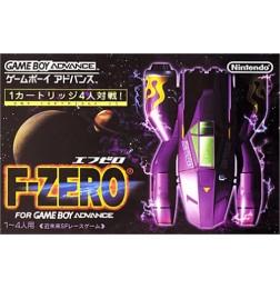 GBA F-Zero for Game Boy Advance