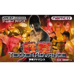 GBA Tekken Advance