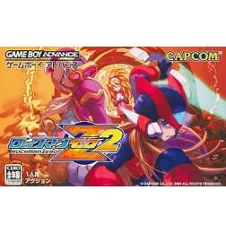 GBA Rockman Zero 2