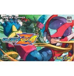 GBA Rockman Zero 4