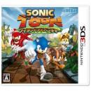 3DS Sonic Toon : Island Adventure