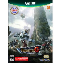 WiiU Monster Hunter Frontier G6