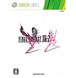 XB360 Final Fantasy XIII-2