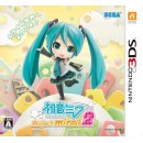 3DS Hatsune Miku : Project Mirai 2