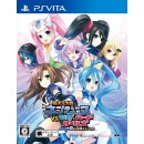 PSV Hyperdimension War Neptunia VS Sega Hard Girls: Dream Fusion Special