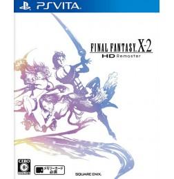 PSV Final Fantasy X-2 HD Remaster