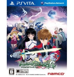 PSV Tales of Hearts R
