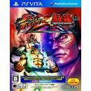 PSV Street Fighter X Tekken