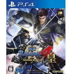 PS4 Sengoku Basara 4 Sumeragi