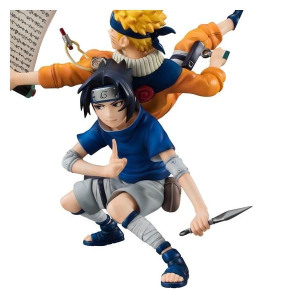 NARUTO Shippuden - G E M Series Remix Uzumaki Naruto & Uchiha Sasuke